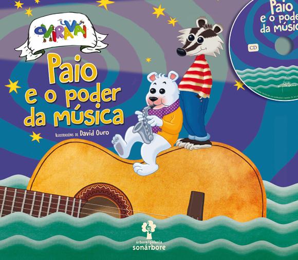 Paio-e-o-poder-da-musica-libro-cd